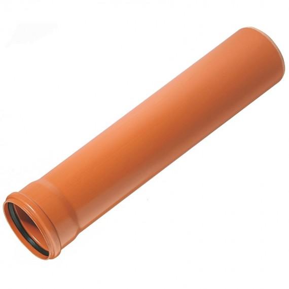 Труба для наружной канализации 110х3000 мм