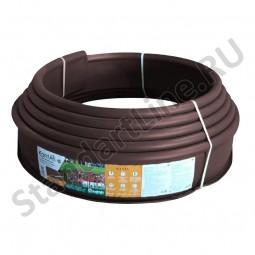 Бордюр Канта PRO пластиковый коричневый 82544-К