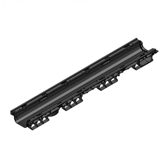 Лоток водоотводный PolyMax Basic ЛВ-10.16.08-ПП пластиковый 8010