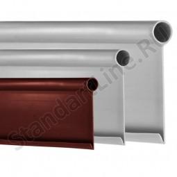 Бордюр Кантри MINI коричневый – 1000.1,5.8 - пластиковый L 10000