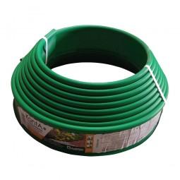 Бордюр KANTA SP Б-1000.10.02-ПП пластиковый зеленый 82552-З