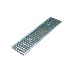 Решетка водоприемная РВ -20.23,6.100 - ячеистая стальная оцинкованная кл. В125