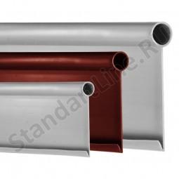 Бордюр Кантри коричневый – 1000.2.11-пластиковый L 10000
