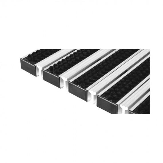 Придверная решетка Степ Бруш+Скребок, A15  (арт. 30034)