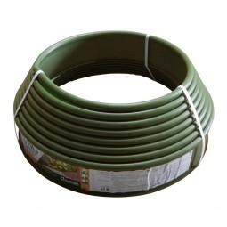 Бордюр KANTA SP Б-1000.10.02-ПП пластиковый оливковый 82552-Ол